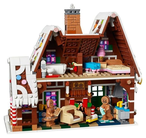 Where To Buy LEGO Gingerbread House 2019