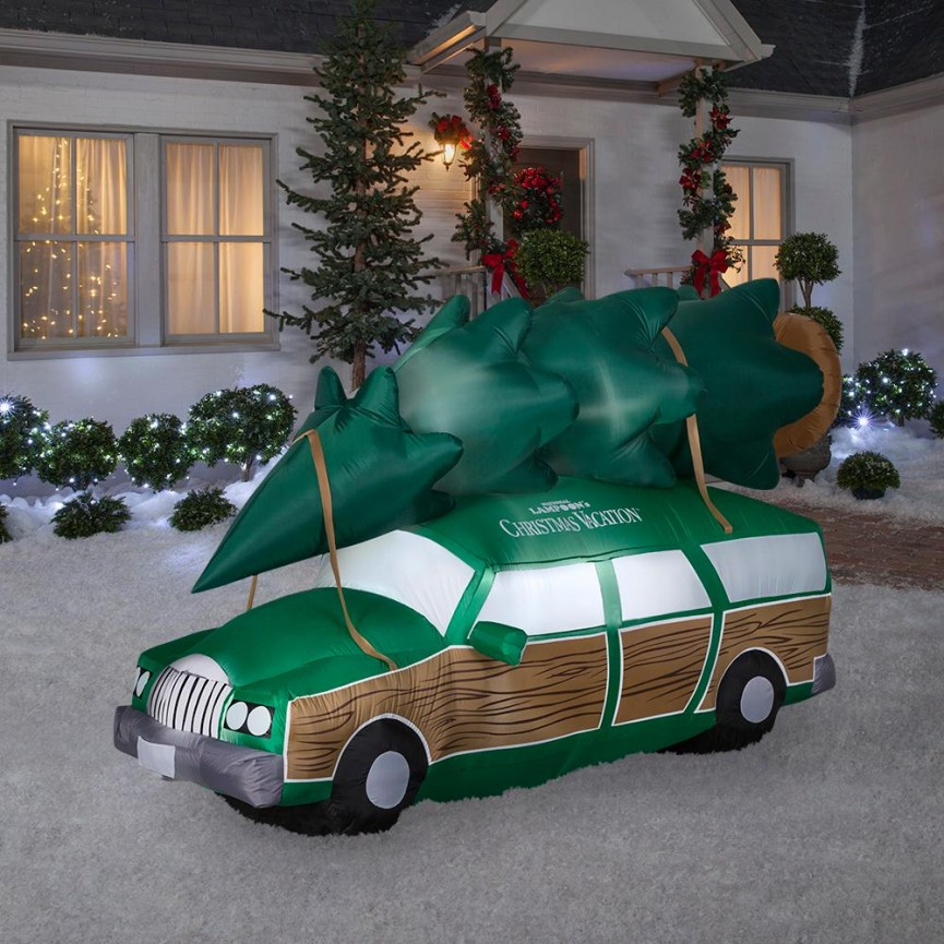 Home Depot's Christmas Inflatables This Year Are Amazing