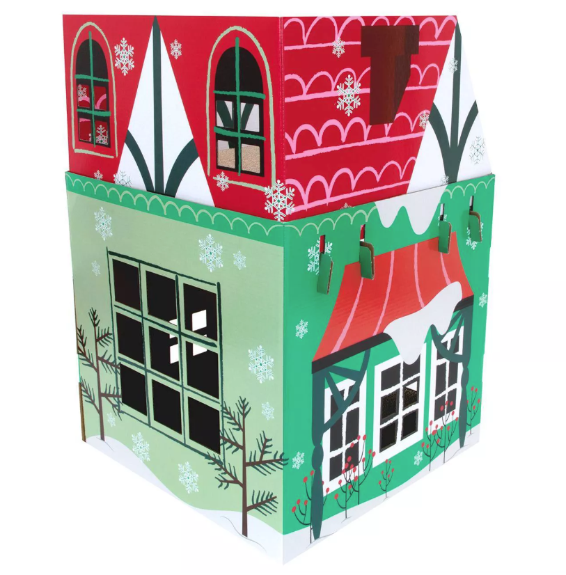 Target's Now Selling Holiday Houses For Your Cat!
