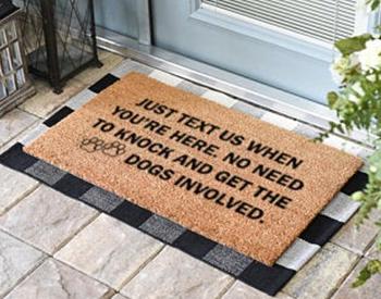 Best Funny Doormats