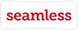 Seamless logo