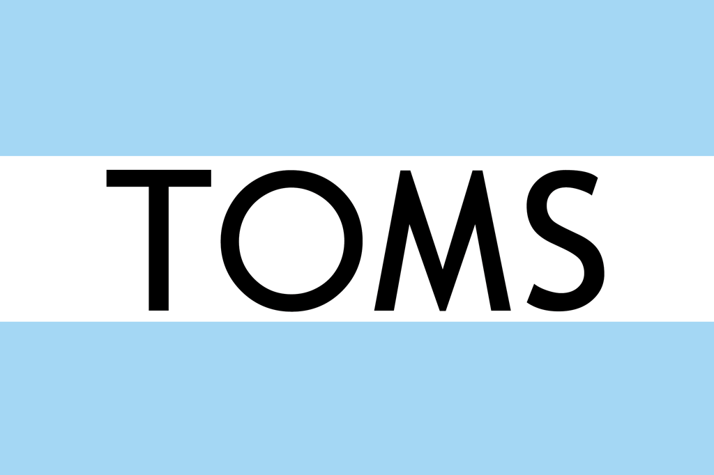 TOMS BANNED Cyber Monday